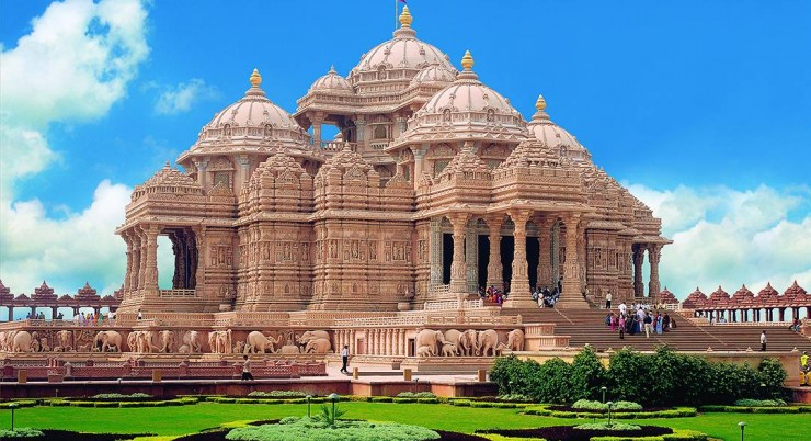 De 9 mooiste tempels in India